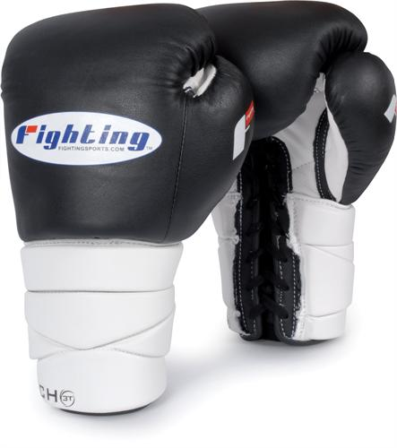 Fighting Sports Fighting Sports Tri-Tech Lace Training Gloves